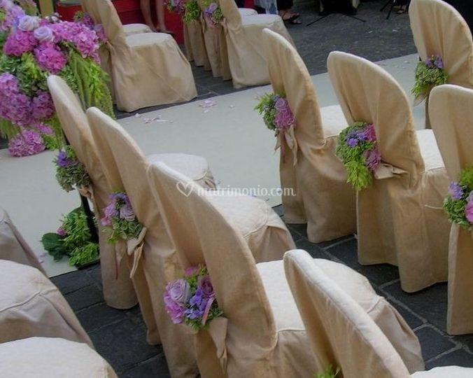Decorazioni per Cerimonia