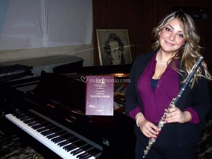 M° Yasmine Caruso