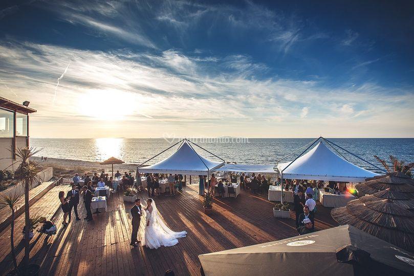 Matrimonio Civile In Spiaggia Sardegna : Gabriele latrofa