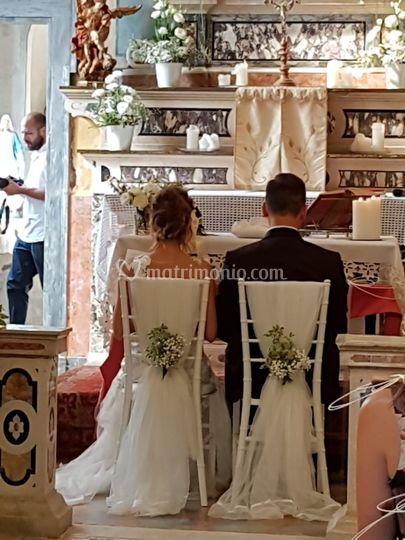 Matrimonio Cappella Privata