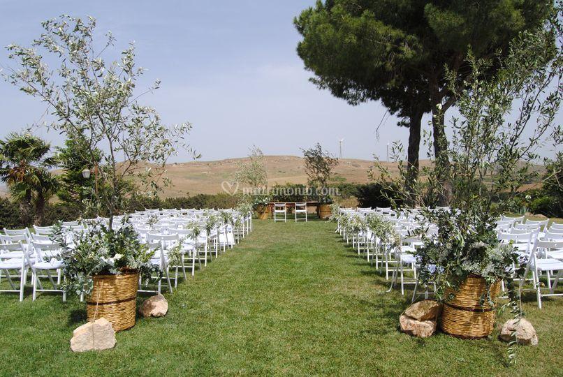 Cerimonia Matrimonio Civile