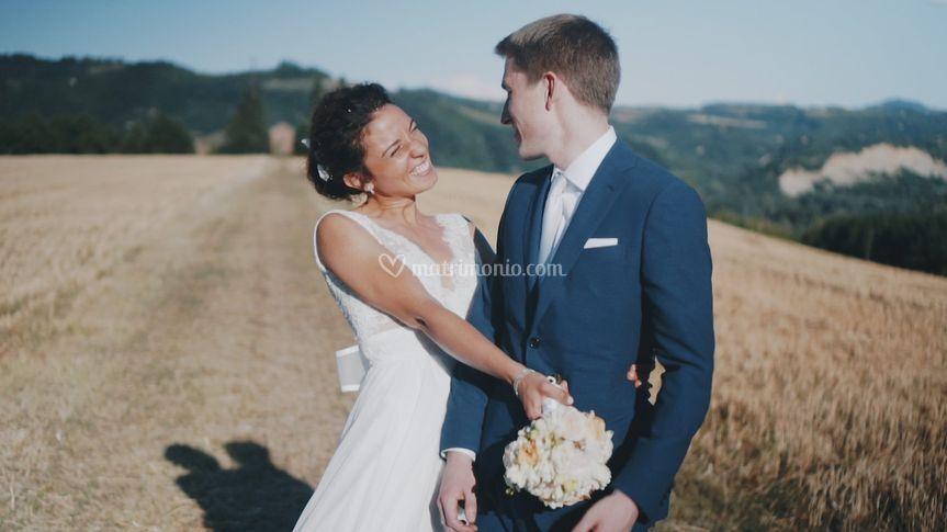 Sara e Josh, 1° luglio 2017