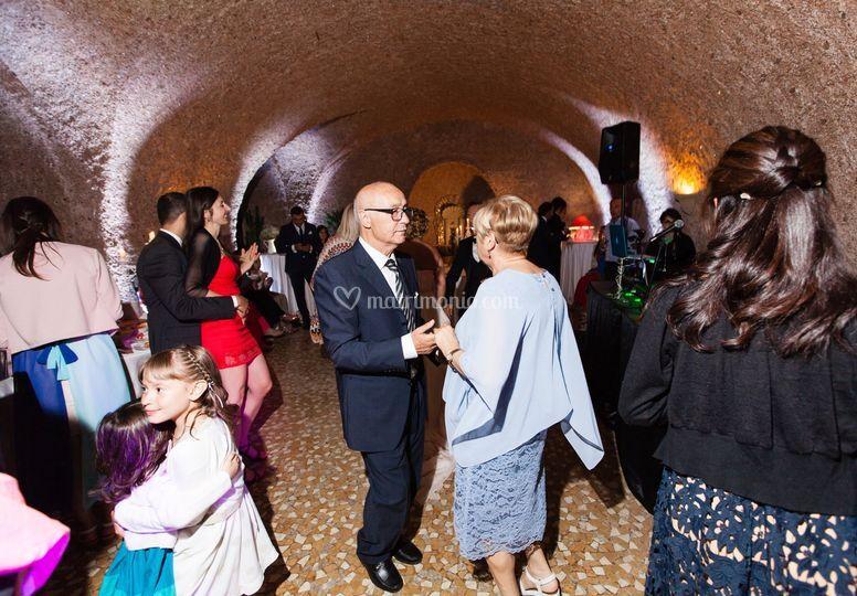 Matrimonio Grotta Castello