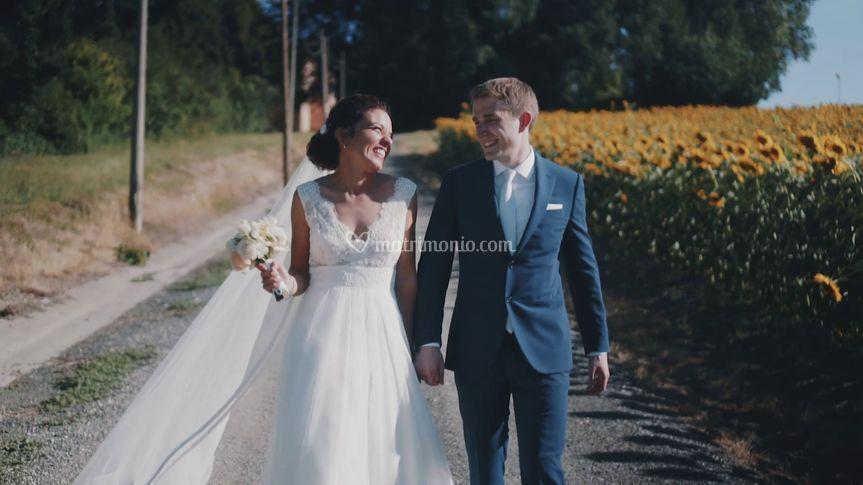 Sara & Josh