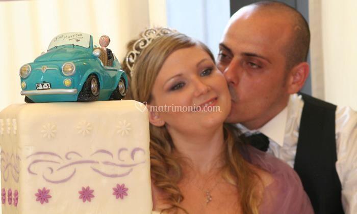 Topcake e sposi