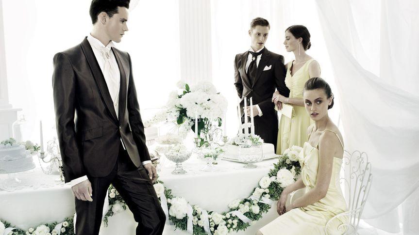 Abiti da cerimonia sposa sposo