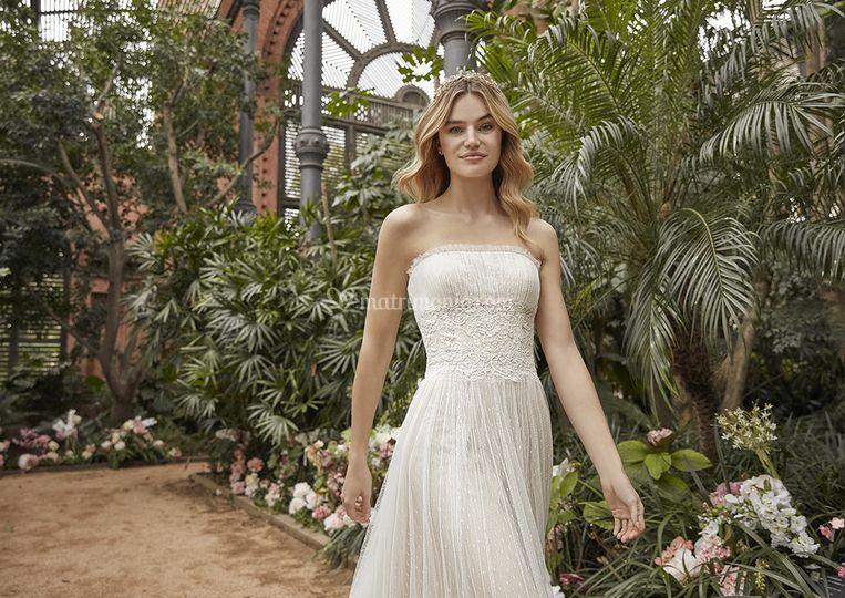 LA sposa Anna's Dress