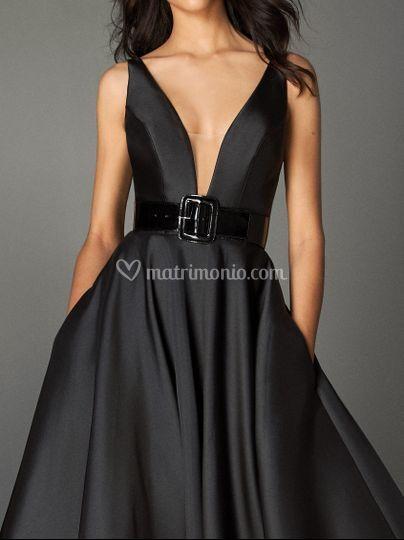 Anna's Dress Cerimonia