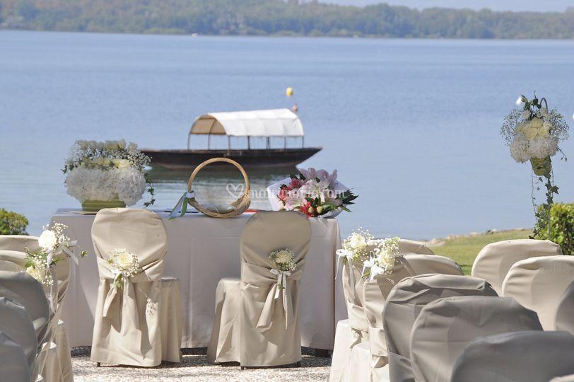 Matrimonio Sul Lago Toscana : La veranda