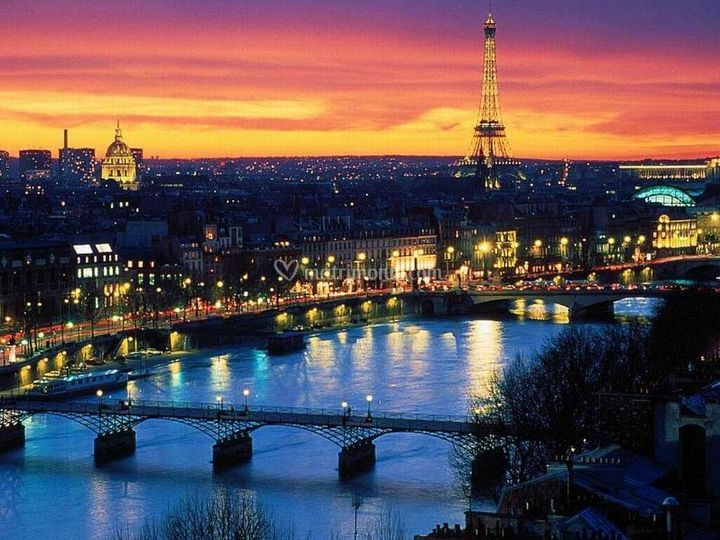 Città europee: Parigi