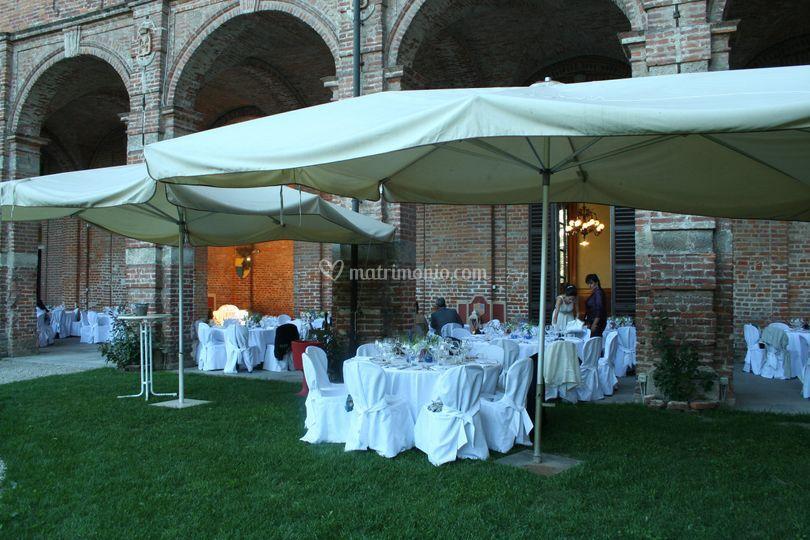 Rocca brivio catering