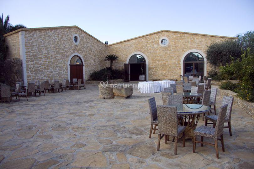 Zona atrio sala monnalisa
