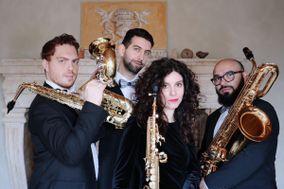 Eccetera Saxophone Quartet