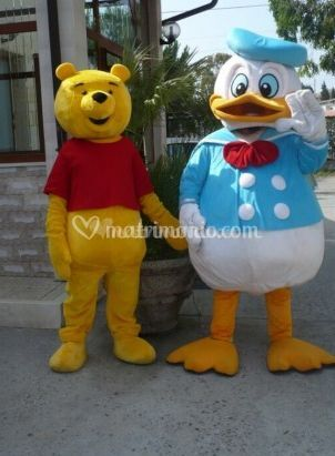 Winnie e Paperino
