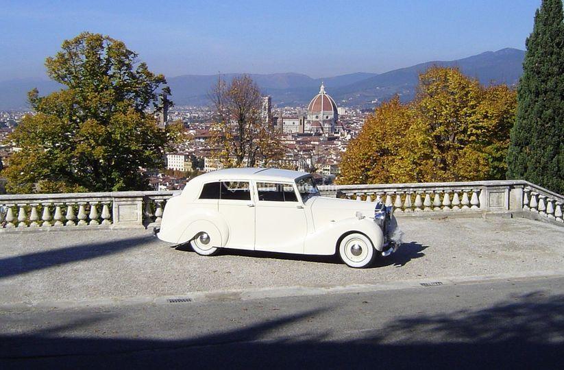 Rolls royce silver wraith 1948
