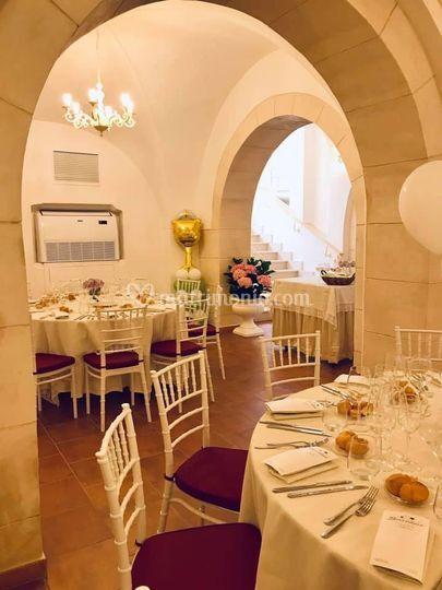 Sala - Masseria Belvedere