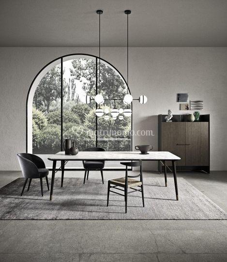 Zona giorno Presotto Design