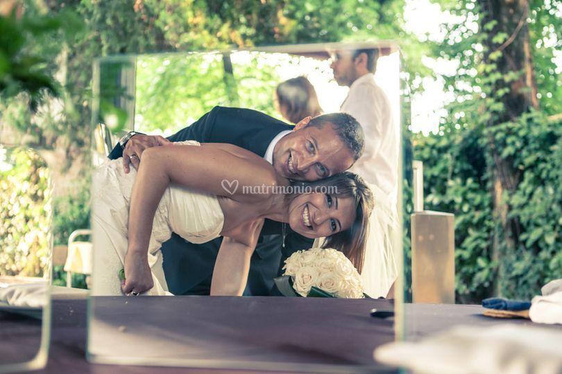 Servizio fotografico matrimoni