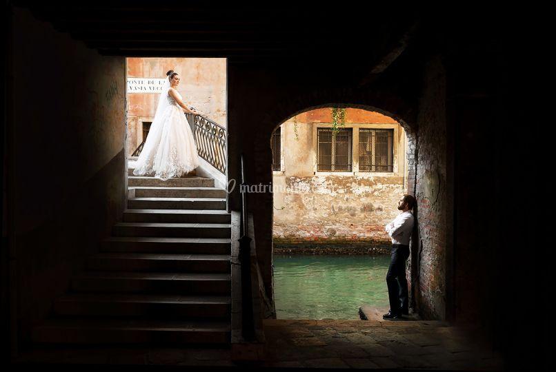 Fotografo matrimoni a Venezia