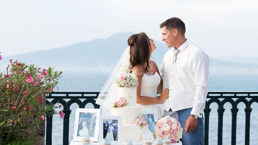 Fotografo matrimoni a Positano