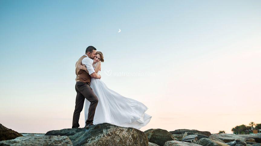 Fotografo matrimoni a Sanremo
