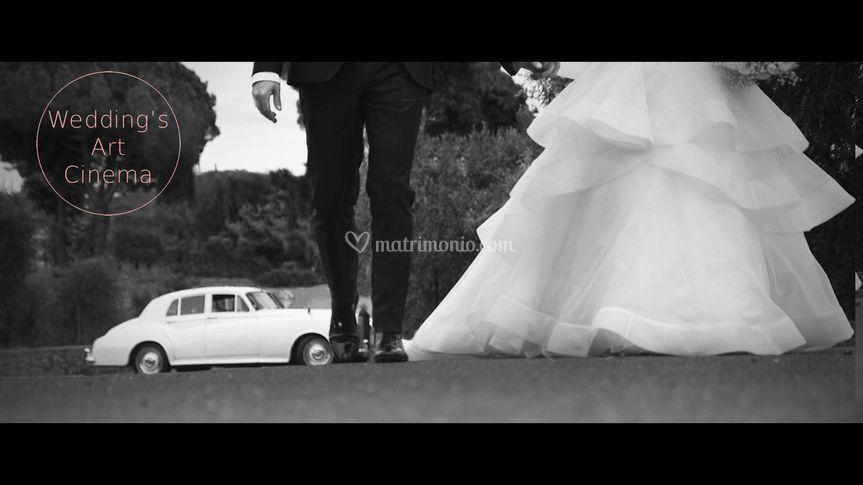 Cinema per Wedding