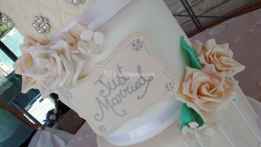 Le nostre wedding cake