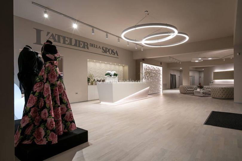 Reception Atelier