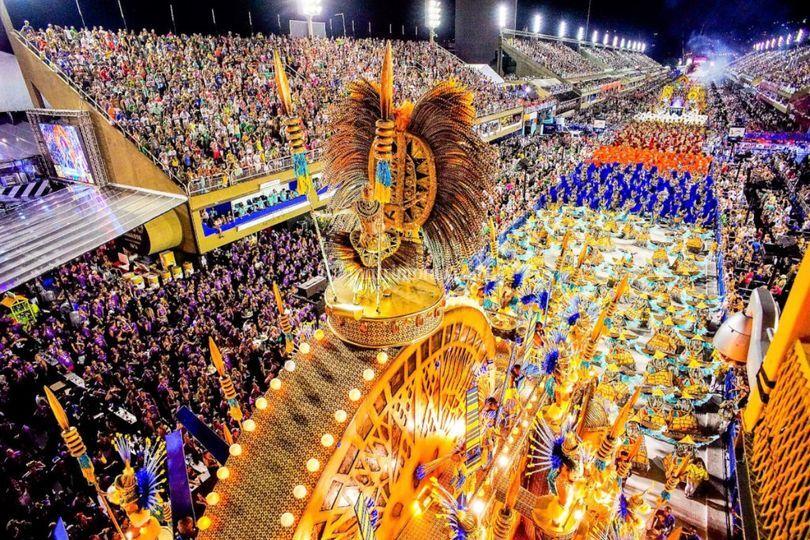 Carnevale di rio de janeiro