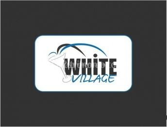 White village logo