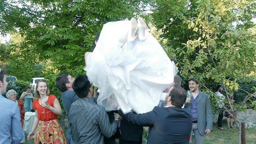 Salto della sposa