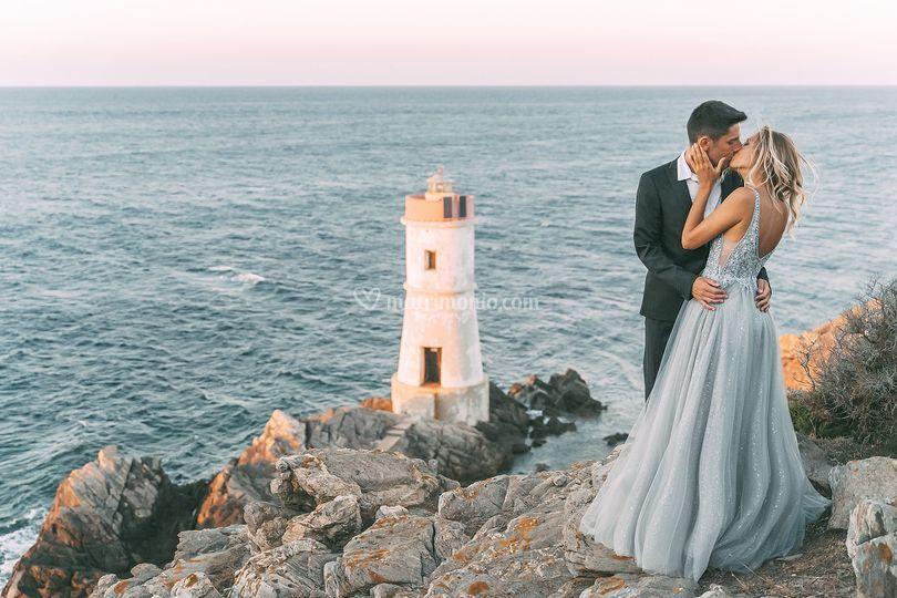 Engagement in Porto Cervo