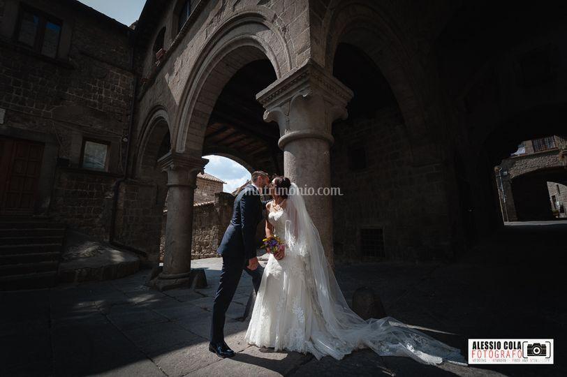 Giuliana e Matteo - Viterbo