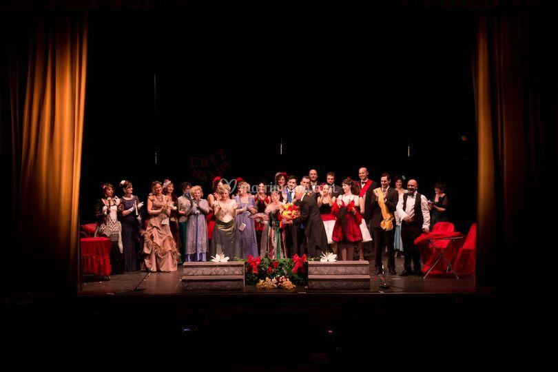 Vedova Allegra - Teatro Deon