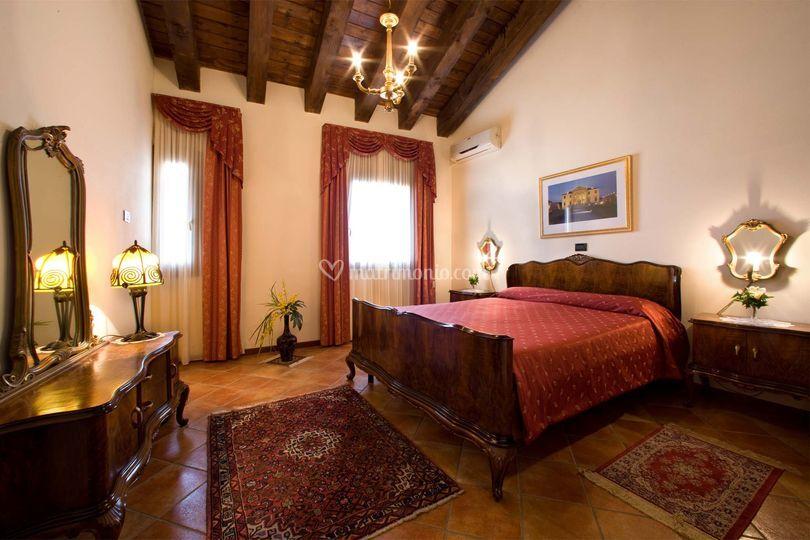 Le camere per i vostri ospiti