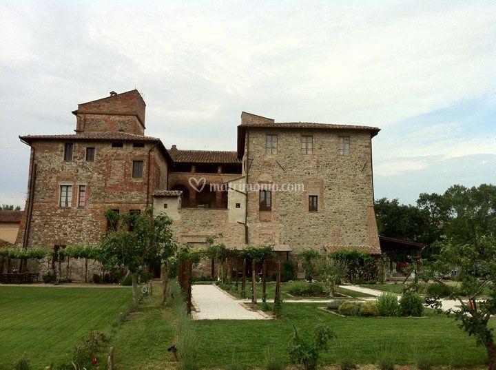 Abbazia sette frati agriturismo fratres for Giardino officinale