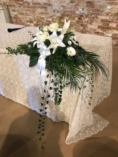 Dettaglio Altare