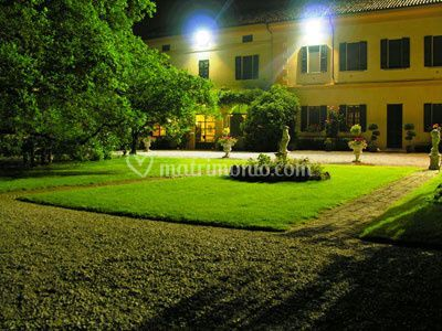 Villa Corti: giardino