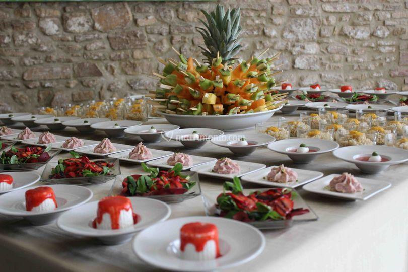 Rosso Tintilia Catering