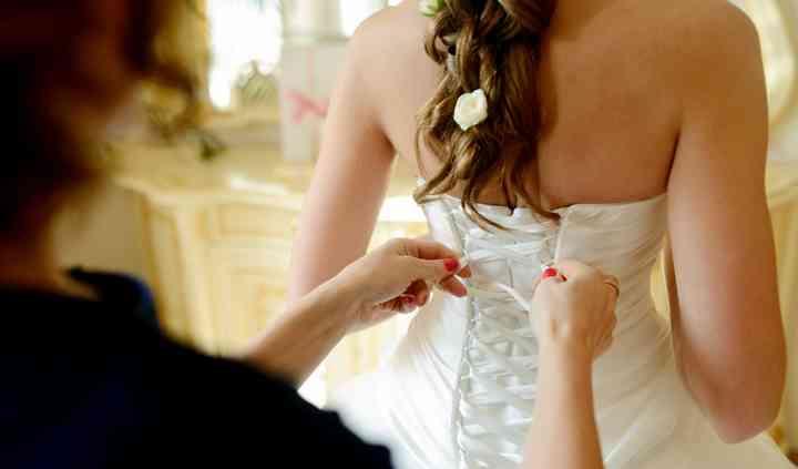 Supporto giorno matrimonio