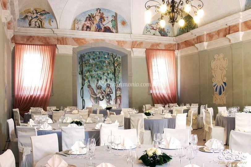 Villa Canton - Sala Bacco