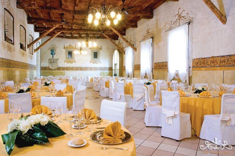 Villa Canton - Sala Cavaliere
