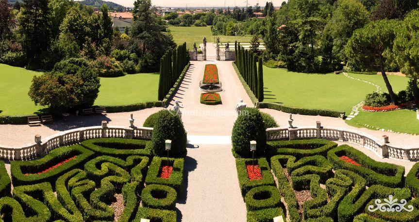 Villa Canton - Il Giardino