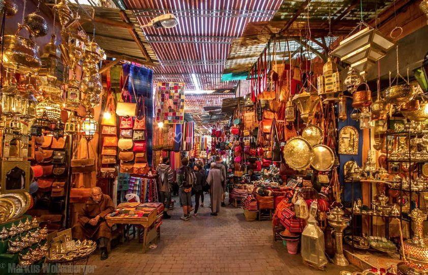Mercato di Marrakech