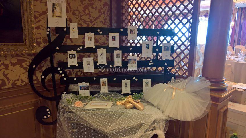 Tablea marriage a tema