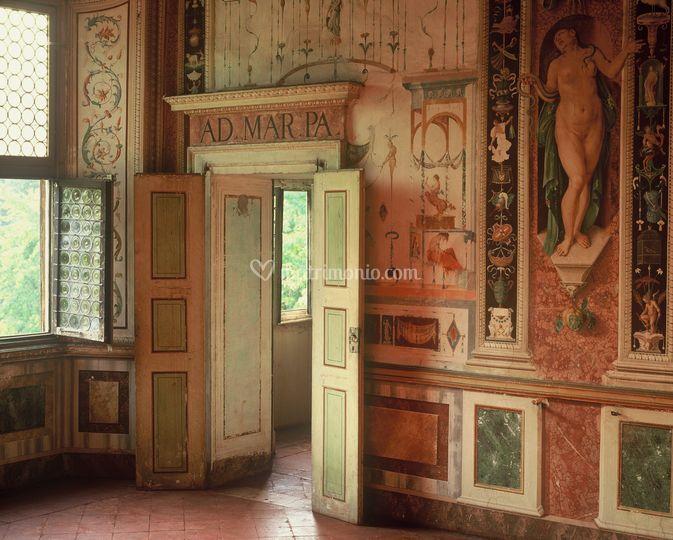 Salone Interno Palazzo Barbò
