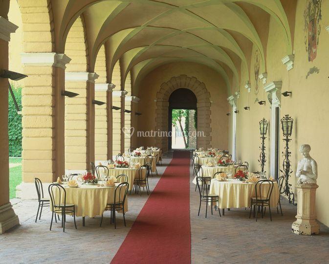 Banchetto Palazzo Barbò