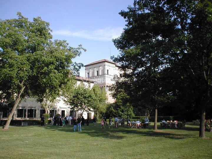 Giardino Palazzo Barbò