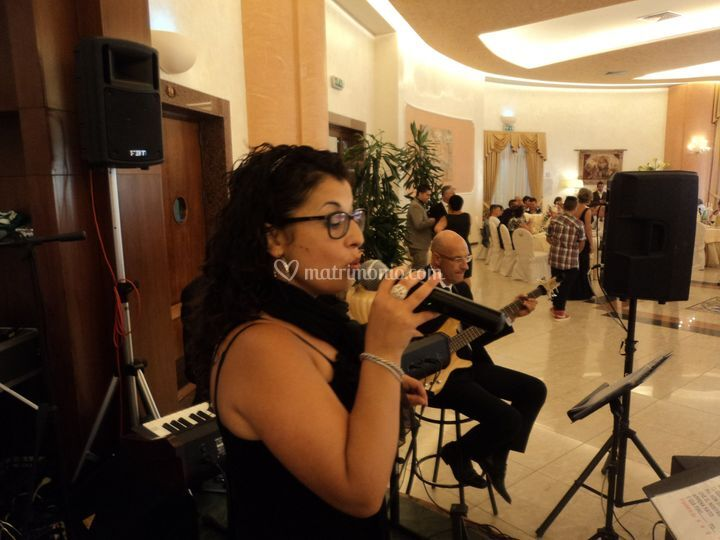 Cantando in sala