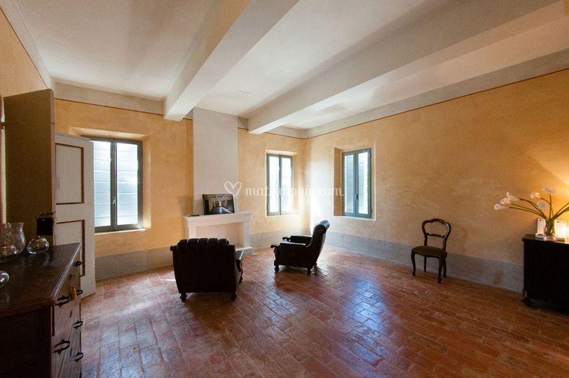 Interni piano nobile